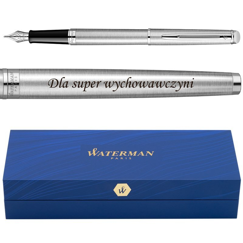 Pióro  Waterman Hemisphere CT Grawer