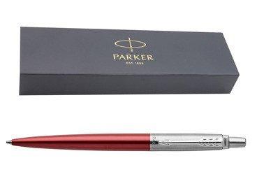 Długopis PARKER Jotter CT Kensington czerwony GRAWER