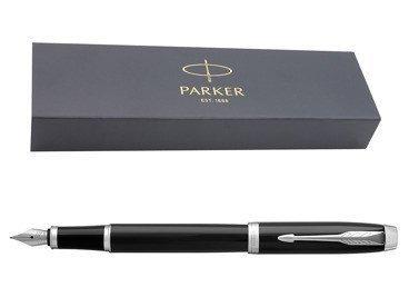 Parker Im Pióro Wieczne Black Ct Grawer !!Nowość!!