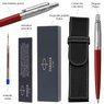 Długopis Jotter Special Czerwony z Etui Prezent z Twoim Grawerem 4