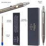 Długopis Parker IM Gun Metal CT Grawer 2