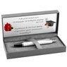Długopis Parker IM White CT z Grawerem 2