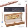 Długopis Parker Jotter XL Monochrome Pink Gold Grawer  3