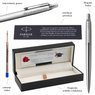 Długopis Parker Jotter stalowy CT z Grawerem Etui 3