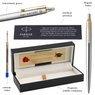 Długopis Parker Jotter stalowy GT Eko Pudełko z Grawerem 5