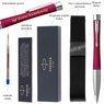 Długopis Parker Urban Twist CT Różowy Grawer + Etui 4
