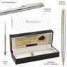 Długopis Waterman Hemisphere stalowy GT Grawer  5