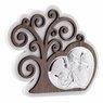 Obrazek Srebrny Drzewo Życia Anioł Stróż Pamiątka Chrztu Grawer 2