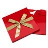 Pudełko na prezent Czerwone 30,5 x 11 cm XXL 3