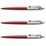 Zestaw Długopis Ółówek Jotter Parker Czerwony CT Prezent Grawer 5