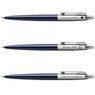 Zestaw Długopis Ołówek Jotter Parker Royal Granatowy CT z Grawerem 7