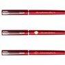 Zestaw Pióro Długopis Waterman Allure Czerwony CT z Grawerem 5