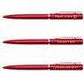 Zestaw Pióro Długopis Waterman Allure Czerwony CT z Grawerem 7