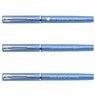 Zestaw Pióro wieczne Długopis Waterman Allure niebieskie CT Etui z Grawerem 6